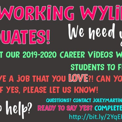 Lights, Camera, Action: Calling All Wylie ISD Graduates!