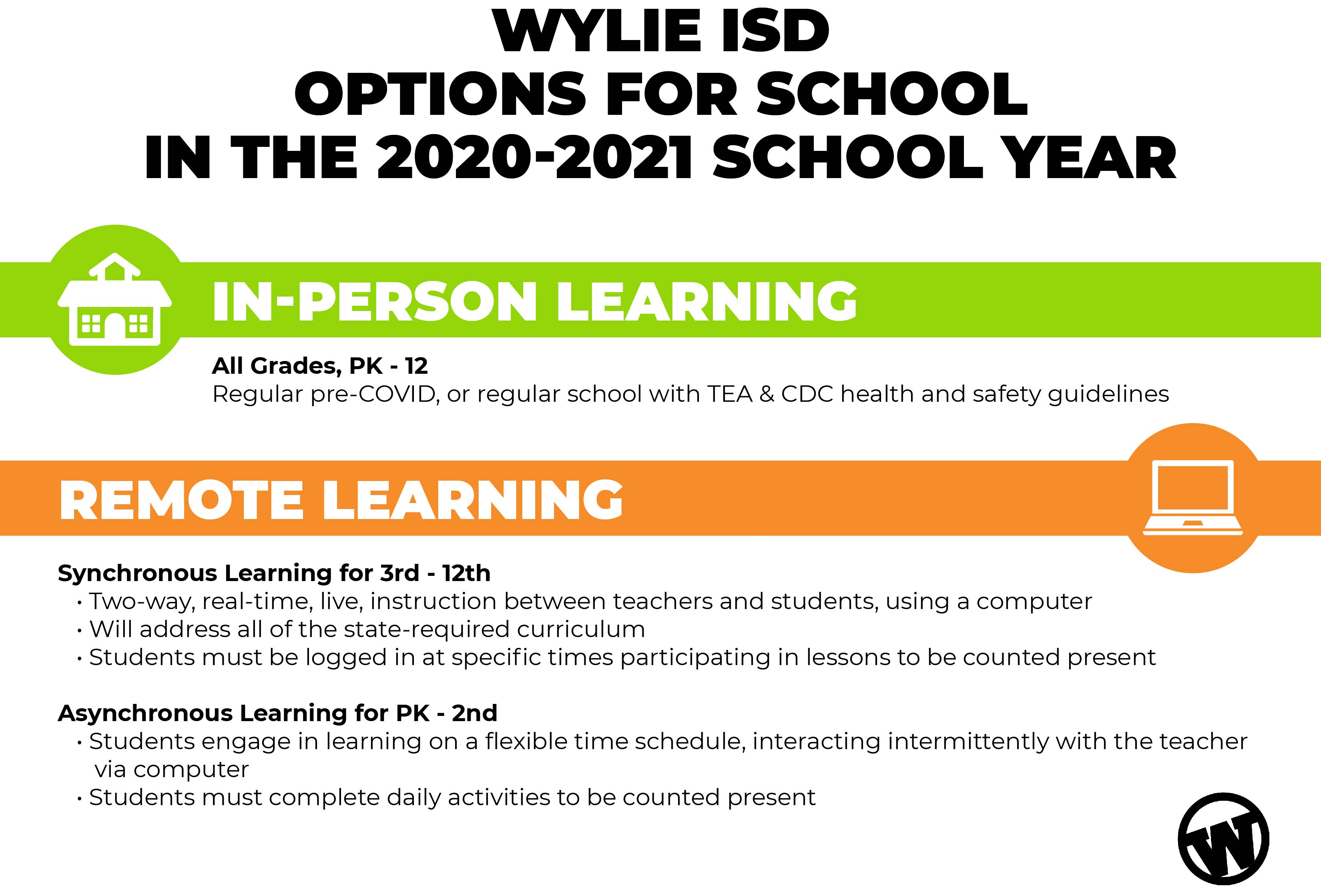 2020-21 School Year Options v3