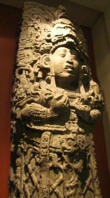 Sculpture from Copan