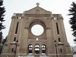 Ruins of St. Boniface Cathedral