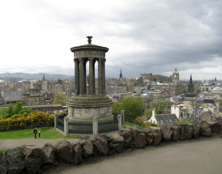 edinburgh destination calton hill