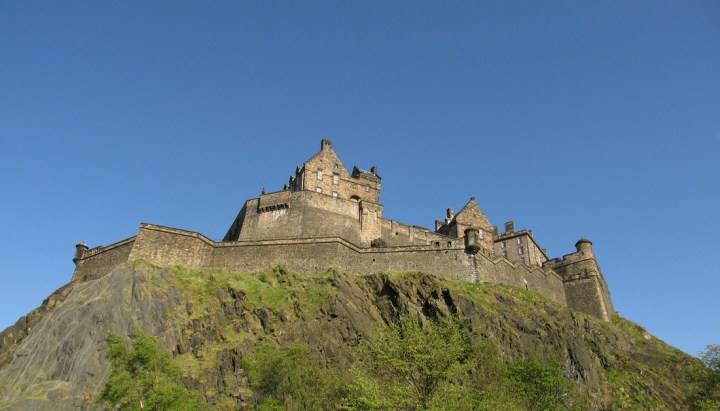 edinburgh destination castle