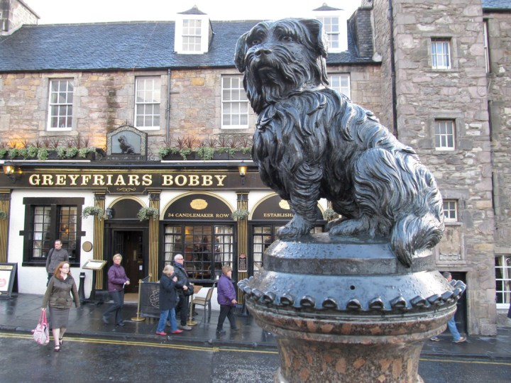 edinburgh destination greyfriars bobby