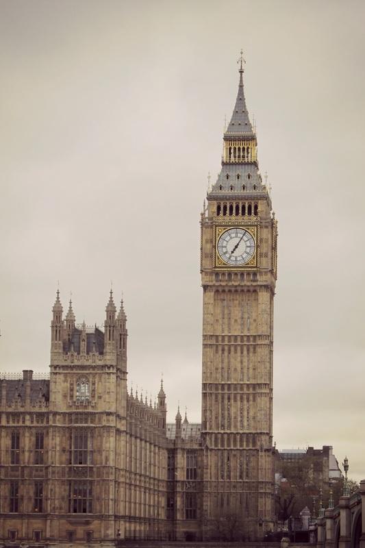 london destination big ben