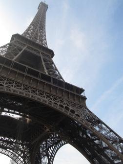 Daytime Eiffel Tower