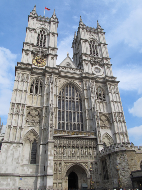 budget travel london westminster abbey