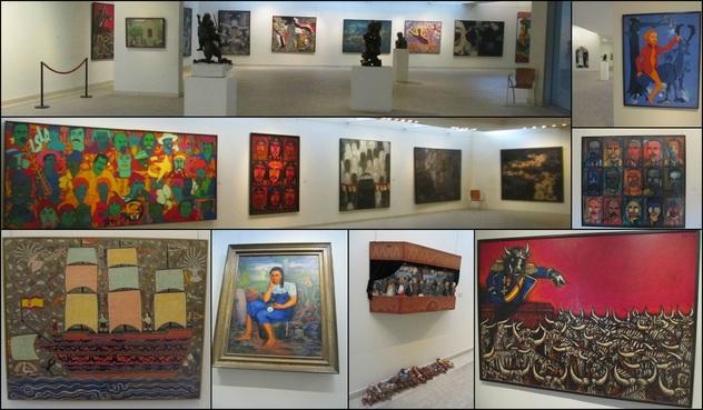 Museo Nacional de Bellas Artes - Cubano en Havana