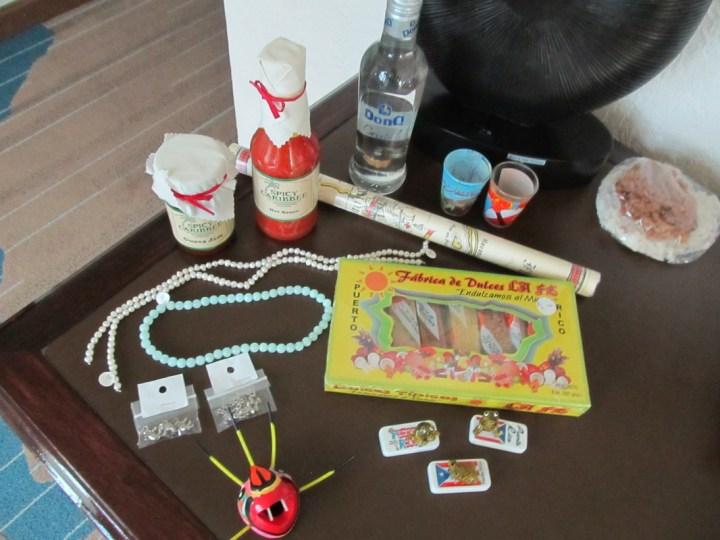 Puerto Rico souvenirs