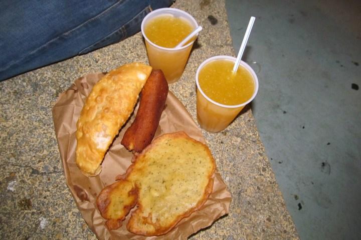 puerto rican fried street food