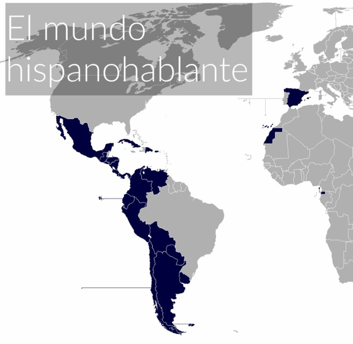 The Spanish-speaking world