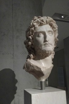 Bust at the Acropolis Museum