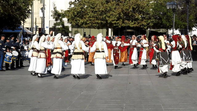 Travel Video: Traditional Greek Dance