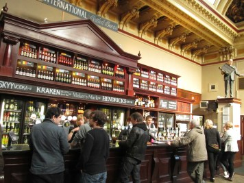 The Wetherspoon, Edinburgh