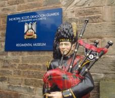 Regimental Museum, Edinburgh Castle
