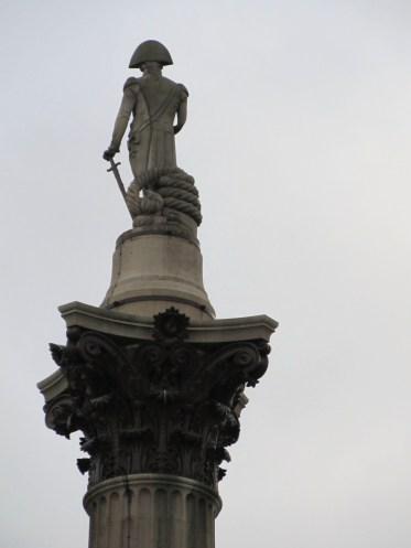 Nelson Monument, Trafalgar Square