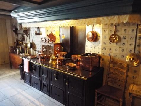 Kitchen at Museum Van Loon