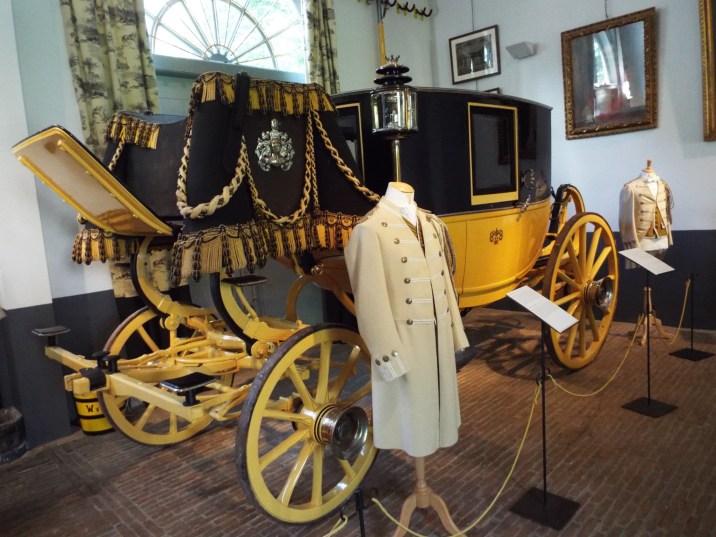 Coachhouse at Museum Van Loon