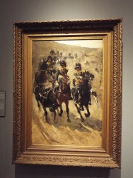 """The Yellow Riders"" by George Hendrik Breitner"