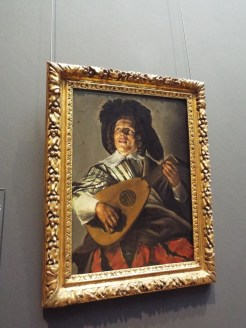 """""""The Serenade"""" by Judith Leyster"""