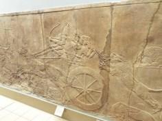 Assyrian Lion Hunt reliefs