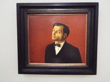 """""""Portrait de PIerre Reverdy"""" by Cassandre"""