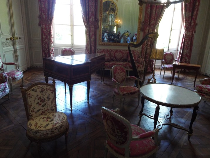 Music Room at Petit Trianon