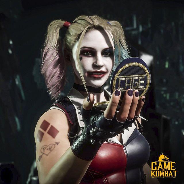 Hot Cassie Cage Mortal Kombat