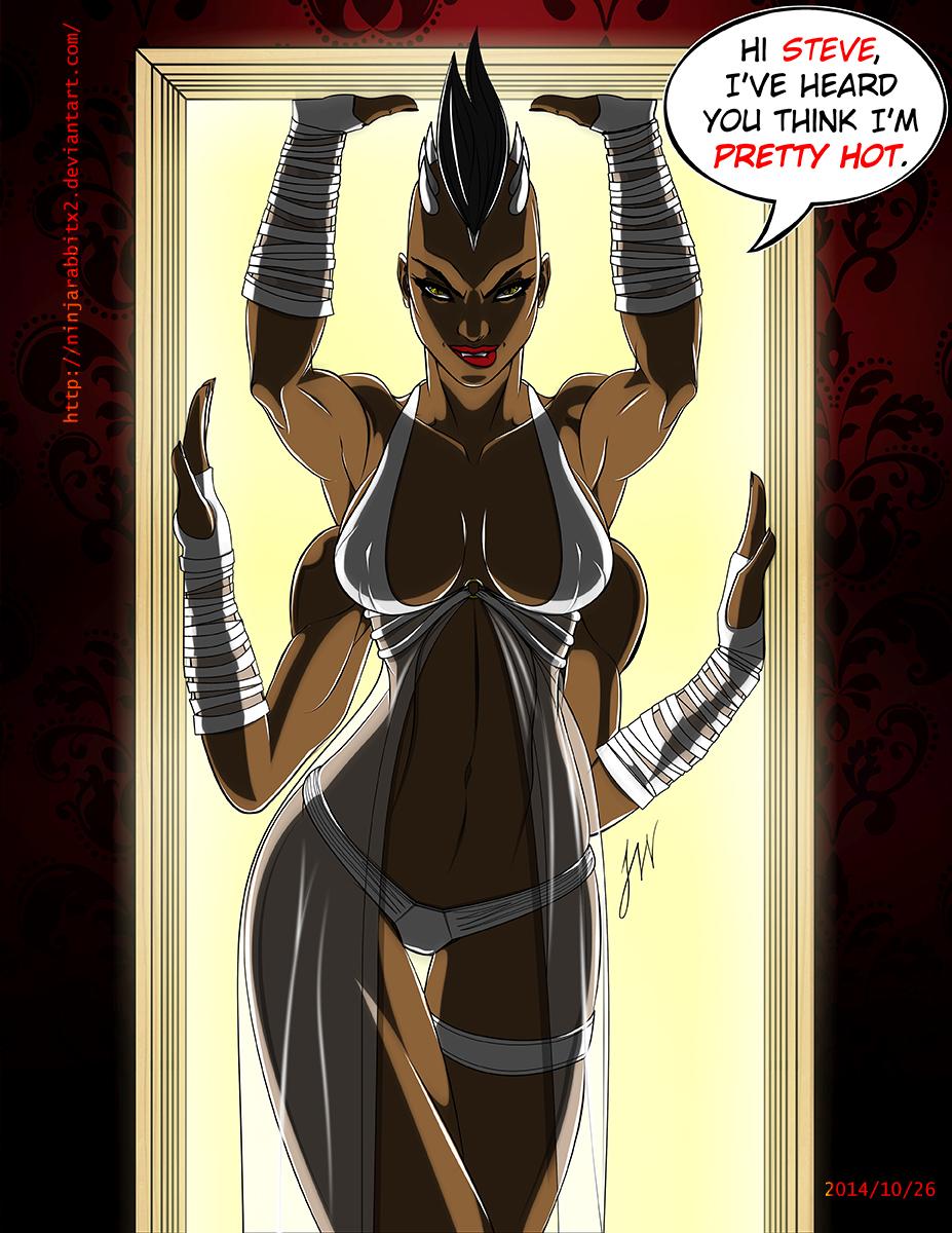 Sexy Sheeva Mortal Kombat