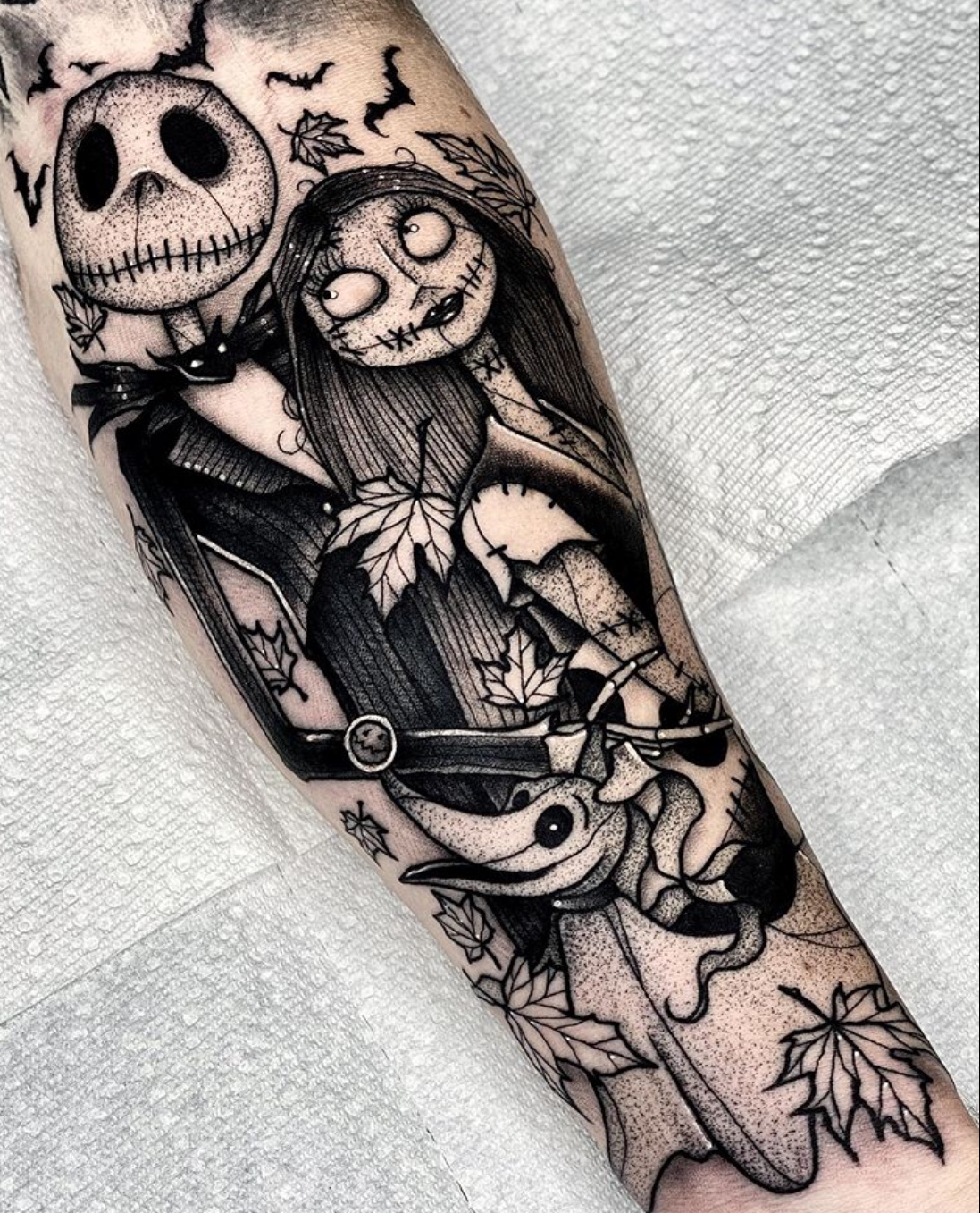 Different tattoo designs and ideas might be appealing to different people based on what makes them unique. 50 Spooky Halloween Tattoo Ideas The Xo Factor