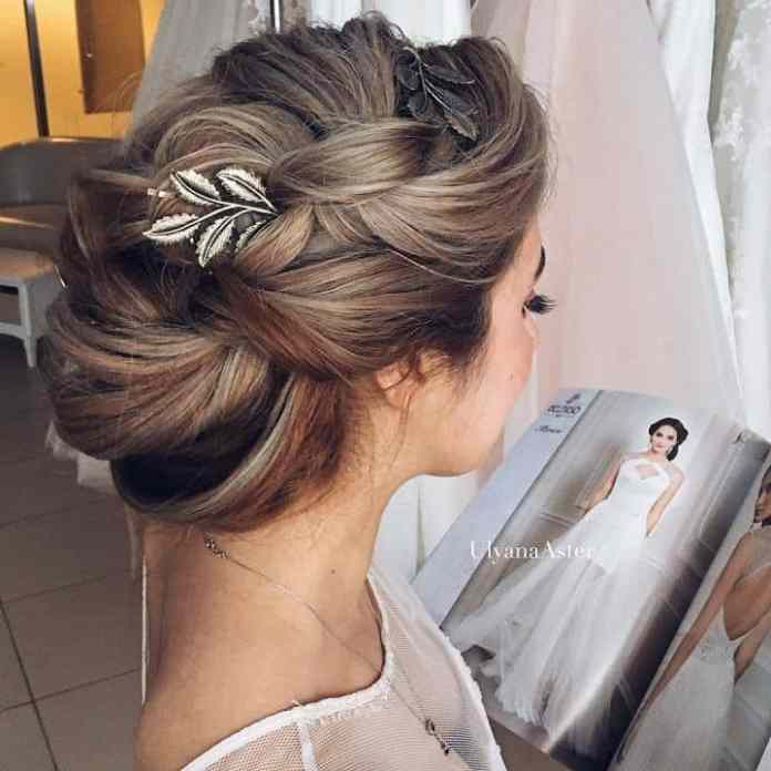 Bridal Coif