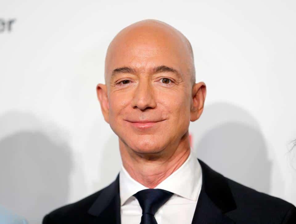 Jeff Bezos Powerful CEO