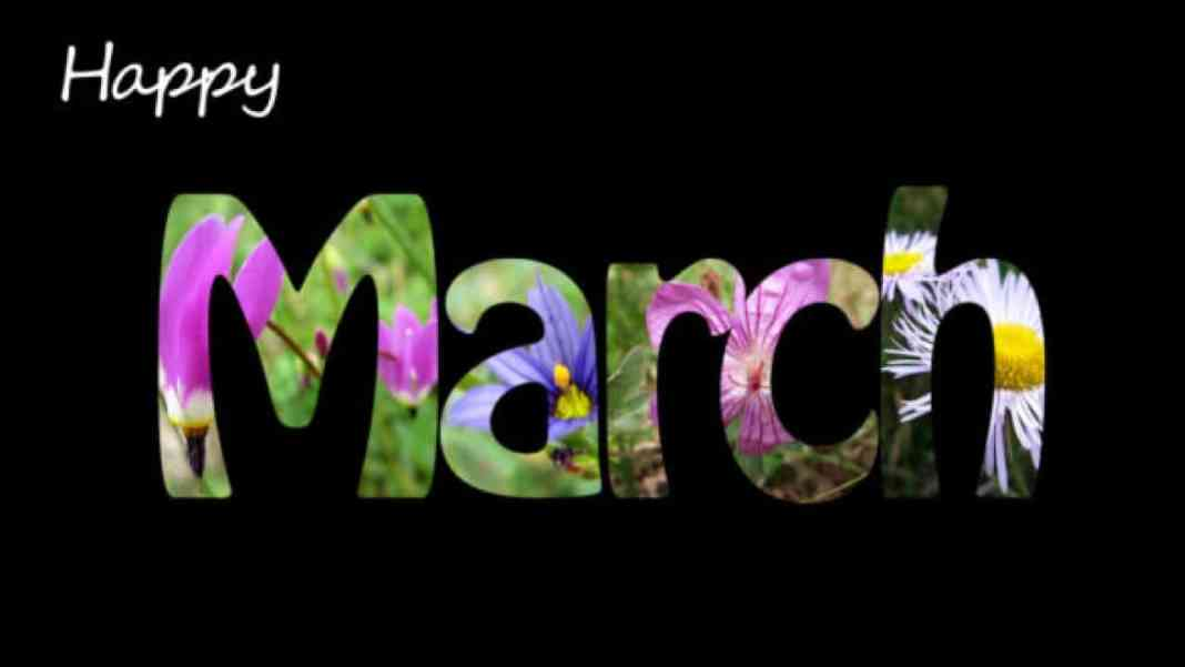 Happy march