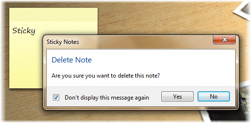 deletenote