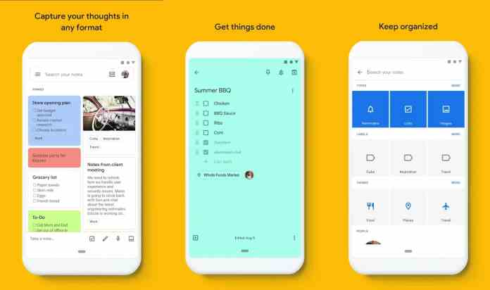Keep-Notes Cool Android App