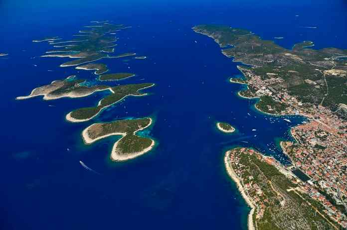 Hvar & The Pakleni Islands