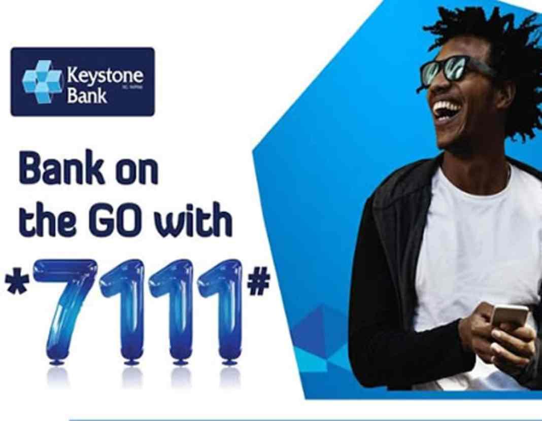 *7111# Keystone Bank USSD Code