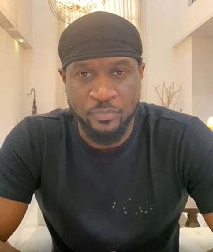 Peter Okoye Net Worth