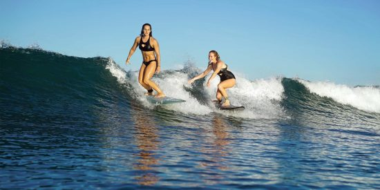 Surfing Destinations for Beginners