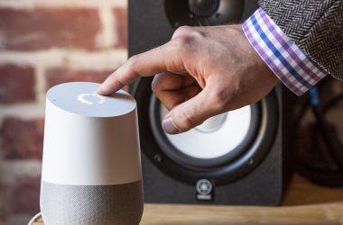 Google Home Voice Recording