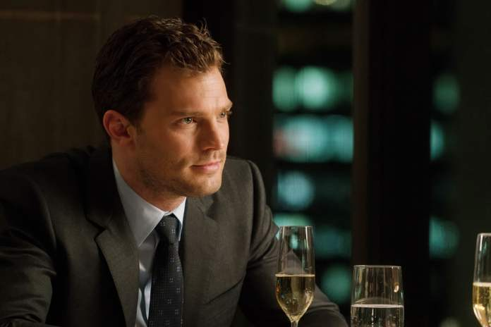 Christian Grey in Fifty Shades of Grey