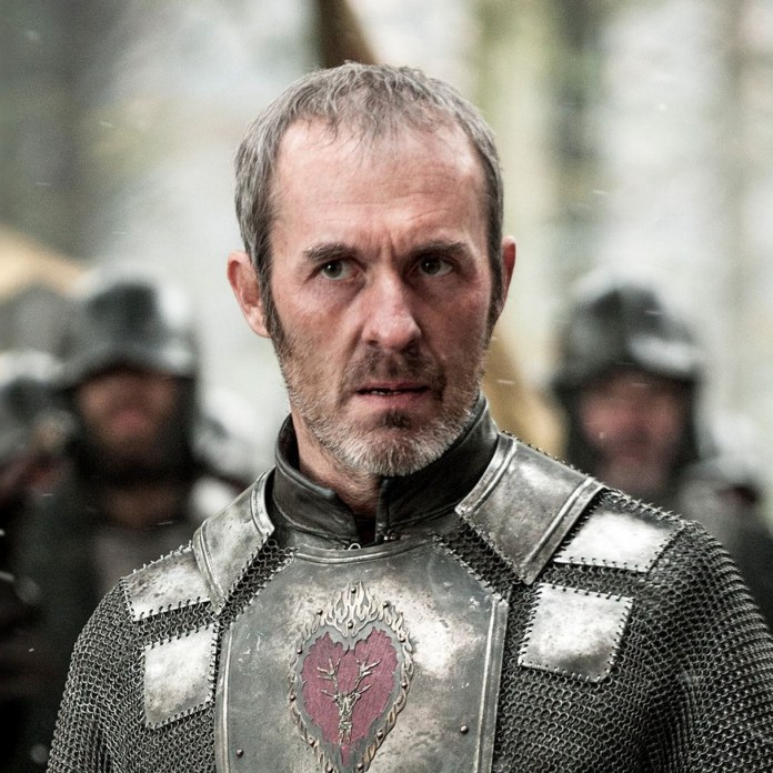 Stannis Baratheon in Game Of Thrones