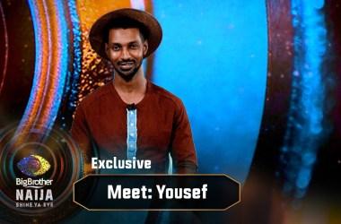 Yousef in Big Brother Naija