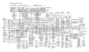 XS650: 78 XS ESE Wiring   thexscafe