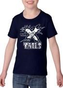 X-tails Toddler T-shirt Navy