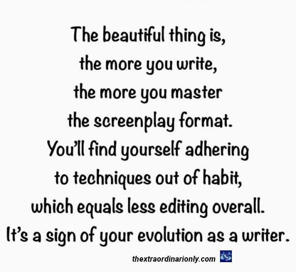 thextraodinarionly keep writing, write great content for your audience, NOT just for Search Engines
