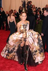 GALA MET STYLE THE XTYLE 2013 Sarah Jessica Parker 2