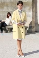 Miroslava Duma White Shoes The Xtyle