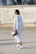 Street Style White Shoes The Xtyle