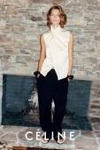 Celine Birkenstock Summer 2013 Campaign Daria Werbowy- The Xtyle 2