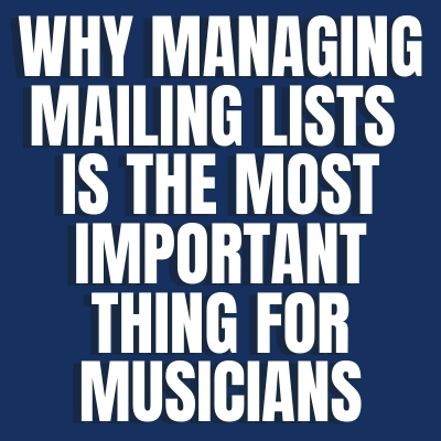 Managing Mailing Lists